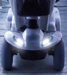 Invacare Leo Xenon LED verlichting