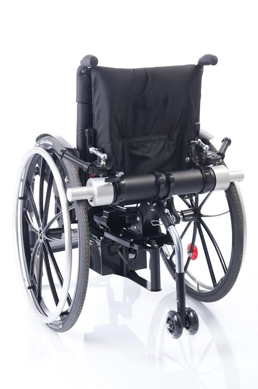 Light Drive | lichtgewicht rolstoelaandrijving