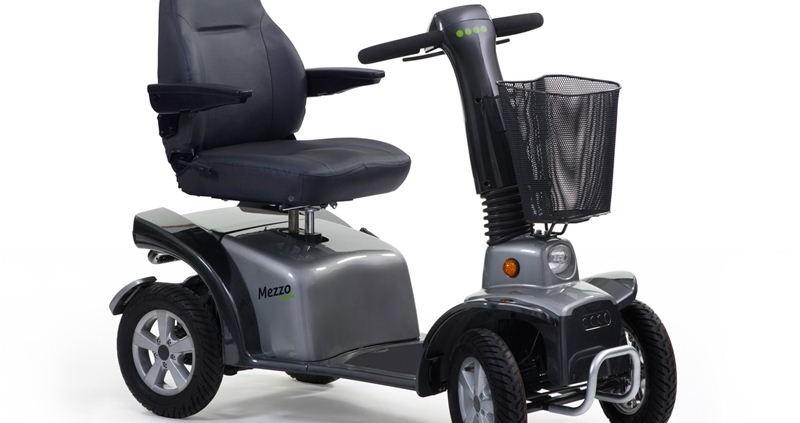 Life & Mobility Mezzo 4