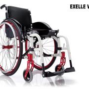 Progeo Exelle Vario rolstoel