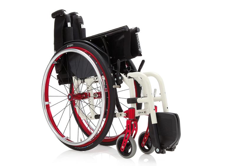 Progeo Exelle Vario vouwbare rolstoel