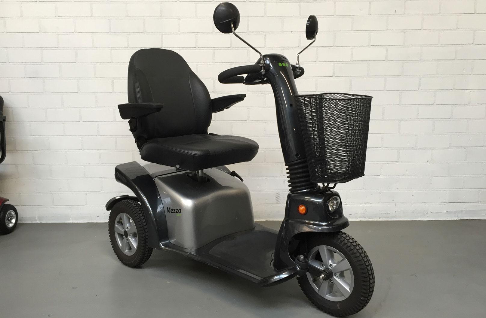 Mezzo 3 Life & Mobility scootmobiel