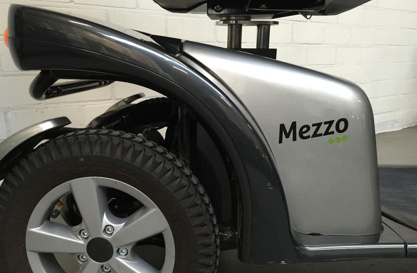 Mezzo 3 Life Mobility scootmobiel