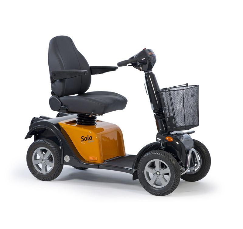 Scootmobiel Solo 4 Life & Mobility