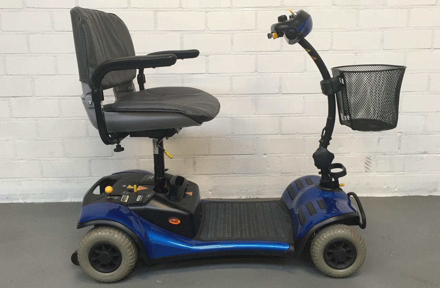 shoprider opvouwbare scootmobiel gk8