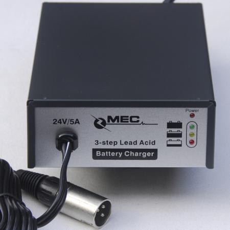 acculader 24 volt 3 ampere