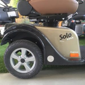 Life Mobility Solo 4 Elegance achterwiel
