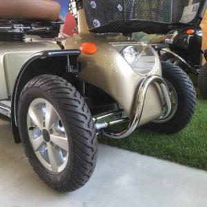 Life Mobility Solo 4 Elegance voorzijde