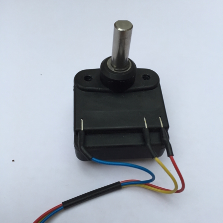 gaspotmeter solo ts120 scootmobiel