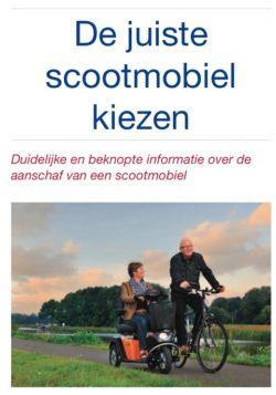 informatie scootmobiel