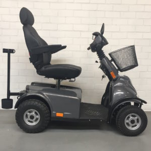 scootmobiel Mini Crosser 4